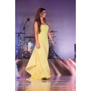 PAGEANT GOWN!